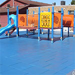 CoolPlay water-based play surface coating
